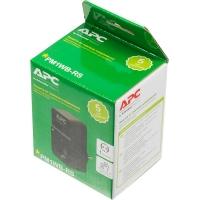 Сетевой фильтр APC PM1WB-RS (1 розетка) черный (коробка)