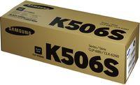 Тонер Картридж SAMSUNG CLT-K506S SU182A черный (2000стр.) для Samsung CLP-680/CLX-6260