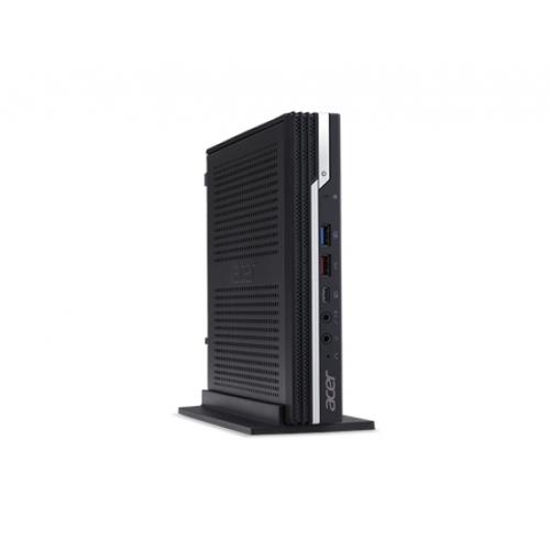 Неттоп Acer Veriton N4660G i5 9400 (2.9)/8Gb/SSD256Gb/UHDG 630/Windows 10 Professional/GbitEth/WiFi/BT/90W/клавиатура/мышь/черный