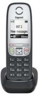 Р/Телефон Dect Gigaset A415A черный автооветчик АОН
