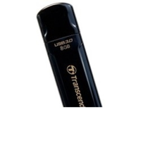 Флеш Диск Transcend 8Gb Jetflash 700 TS8GJF700 USB3.0 черный