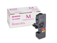 Тонер Картридж Kyocera 1T02R9BNL1 TK-5220M пурпурный (1200стр.) для Kyocera M5521cdn/cdw P5021cdn/cdw