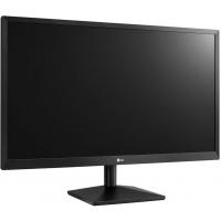 "Монитор LG 27"" 27MK400H черный TN LED 2ms 16:9 HDMI матовая 1000:1 300cd 170гр/160гр 1920x1080 D-Sub FHD 4.6кг"