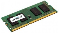 Память DDR3L 8Gb 1600MHz Crucial CT102464BF160B RTL PC3-12800 CL11 SO-DIMM 204-pin 1.35В