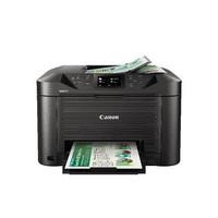 МФУ струйный Canon Maxify MB5140 (0960C007) A4 Duplex WiFi USB RJ-45 черный
