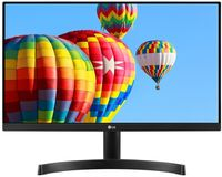 "Монитор LG 27"" 27MK600M-B черный IPS LED 5ms 16:9 HDMI матовая 1000:1 250cd 178гр/178гр 1920x1080 D-Sub FHD 4.8кг"