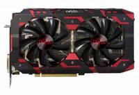 Видеокарта PowerColor PCI-E AXRX 580 8GBD5-3DHG/OC AMD Radeon RX 580 8192Mb 256bit GDDR5 1425/8000 DVIx1/HDMIx1/DPx3/HDCP Ret