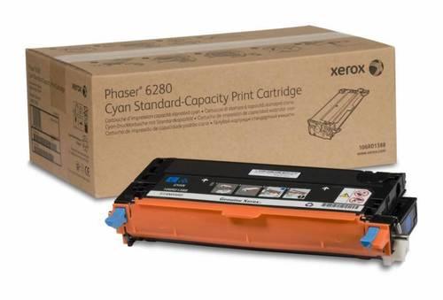 Тонер Картридж Xerox 106R01400 голубой (5900стр.) для Xerox Ph 6280