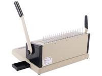 Переплетчик Office Kit B2125 A4/перф.25л.сшив/макс.500л./пластик.пруж. (4.5-51мм)