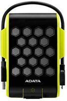 """Жесткий диск A-Data USB 3.0 1Tb AHD720-1TU3-CGR HD720 DashDrive Durable (5400rpm) 2.5"""" зеленый"""