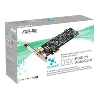 Звуковая карта Asus PCI-E Xonar DSX (ASUS AV66) 7.1 Ret