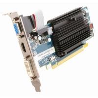 Видеокарта Sapphire PCI-E 11190-02-20G AMD Radeon HD 6450 1024Mb 64bit DDR3 625/1334 DVIx1/HDMIx1/CRTx1 Ret low profile