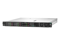 Сервер HPE ProLiant DL20 Gen10 1xE-2224 1x16Gb SFF-4 S100i 1G 2P 1x500W (P17080-B21)