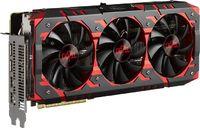 Видеокарта PowerColor PCI-E AXRX VEGA 64 8GBHBM2-2D2H/OC AMD Radeon RX Vega 64 8192Mb 2048bit HBM2 1417/945/HDMIx2/DPx2/HDCP Ret