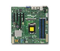 Материнская Плата SuperMicro MBD-X11SSM-F-O Soc-1151 iC236 mATX 4xDDR4 8xSATA3 SATA RAID i210AT 2хGgbEth Ret