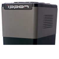 Источник бесперебойного питания Ippon Back Verso 400 200Вт 400ВА черный
