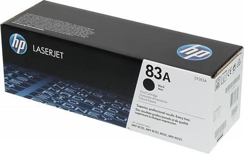 Картридж лазерный HP 83A CF283A черный (1500стр.) для HP LJ Pro M125nw/M127fw