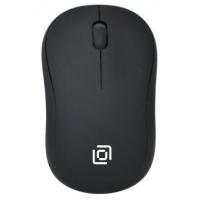 Мышь Oklick 655MW черный оптическая (1000dpi) беспроводная USB (3but)