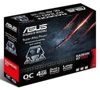 Видеокарта Asus PCI-E R7240-OC-4GD3-L AMD Radeon R7 240 4096Mb 128bit DDR3 770/1800/HDMIx1/CRTx1/HDCP Ret low profile