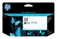 Картридж струйный HP №72 C9403A черный матовый (130мл) для HP DJ T1100/T610