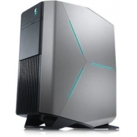 ПК Alienware Aurora R7 MT i5 8400 (2.8)/8Gb/1Tb 7.2k/SSD256Gb/RX 580 8Gb/DVDRW/Windows 10 Home Single Language 64/GbitEth/WiFi/BT/460W/клавиатура/мышь/черный/серебристый