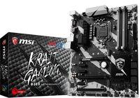 Материнская плата MSI B250 KRAIT GAMING Soc-1151 Intel B250 4xDDR4 ATX AC`97 8ch(7.1) GbLAN+DVI+HDMI