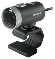 Камера Web Microsoft LifeCam Cinema for Business черный 0.9Mpix (2880x1620) USB2.0 с микрофоном