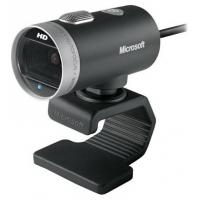 Камера Web Microsoft LifeCam Cinema for Business черный 0.9Mpix (2880x1620) USB2.0 с микрофоном