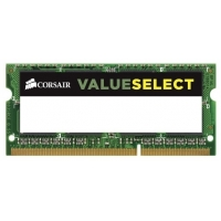 Память DDR3L 4Gb 1600MHz Corsair CMSO4GX3M1C1600C11 RTL PC3-12800 CL11 SO-DIMM 204-pin 1.35В