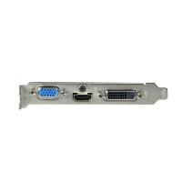 Видеокарта Gigabyte PCI-E GV-N710SL-1GL nVidia GeForce GT 710 1024Mb 64bit DDR3 954/1800 DVIx1/HDMIx1/CRTx1/HDCP Ret low profile