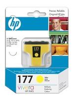 Картридж струйный HP 177 C8773HE желтый (500стр.) для HP 3313/C5183/C6183/C7183/D7163/8253