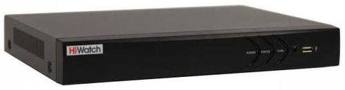 Видеорегистратор Hikvision HiWatch DS-N308P(B)