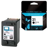 Картридж струйный HP 21 C9351AE черный для HP DJ 3920/3940/PSC 1410