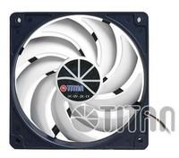 Вентилятор Titan TFD-9225H12ZP/KU(RB) 90x90x25mm 4-pin 10-25dB Ret