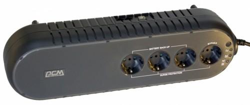 Источник бесперебойного питания Powercom WOW 1000U 500Вт 1000ВА черный