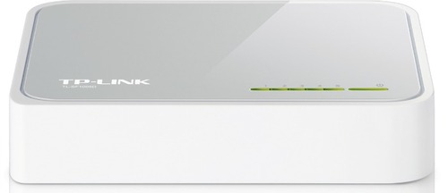 Коммутатор TP-Link TL-SF1005D 5x100Mb неуправляемый