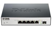 Коммутатор D-Link DGS-1100-06/ME/A1B 5G 1SFP настраиваемый