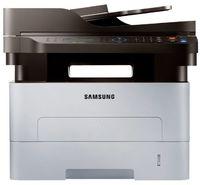 МФУ лазерный SAMSUNG Xpress SL-M2880FW (SS358E) A4 Duplex Net WiFi белый/серый