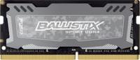 Память DDR4 4Gb 2400MHz Crucial BLS4G4S240FSD RTL PC4-19200 CL9 SO-DIMM 260-pin 1.2В kit