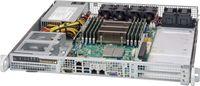 Корпус SuperMicro CSE-515-505 500W серебристый