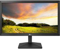 "Монитор LG 19.5"" 20MK400A-B черный TN+film LED 5ms 16:9 матовая 600:1 200cd 1366x768 D-Sub HD READY 2.3кг"