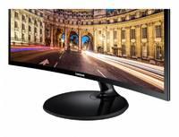 """Монитор Samsung 27"""" C27F390FHI черный VA LED 16:9 HDMI матовая 250cd 178гр/178гр 1920x1080 D-Sub FHD 4.4кг"""