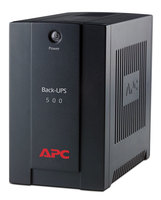 Источник бесперебойного питания APC Back-UPS BX500CI 300Вт 500ВА черный