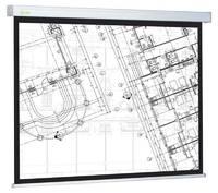 Экран Cactus 104.6x186см Wallscreen CS-PSW-104x186 16:9 настенно-потолочный рулонный белый