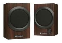 Колонки Logitech Z240 2.0 коричневый 10Вт