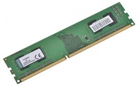 Память DDR3 2Gb 1333MHz Kingston KVR13N9S6/2 RTL PC3-10600 CL9 DIMM 240-pin 1.5В