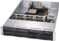 Корпус SuperMicro CSE-825TQC-R740WB 740W