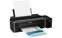 Принтер струйный Epson L312 (C11CE57403) A4 USB черный