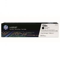 Тонер Картридж HP 126A CE310AD черный x2уп. (2400стр.) для HP LJ CP1025