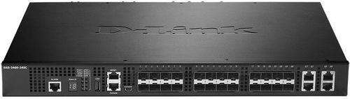 Коммутатор D-Link DXS-3400-24SC/A1ASI 20SFP+ управляемый